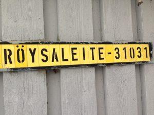 Røysaleite 31031